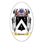 Mossley Sticker (Oval 50 pk)