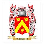 Mossesohn Square Car Magnet 3