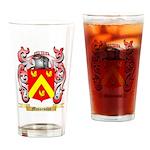 Mossesohn Drinking Glass
