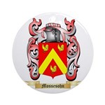 Mossesohn Round Ornament