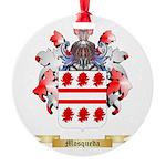 Mosqueda Round Ornament