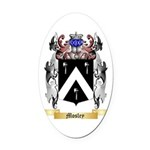 Mosley Oval Car Magnet