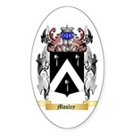 Mosley Sticker (Oval 10 pk)