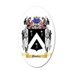 Mosley 35x21 Oval Wall Decal