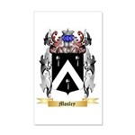Mosley 20x12 Wall Decal