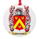 Moskowich Round Ornament
