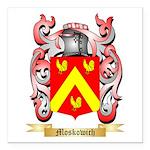 Moskowich Square Car Magnet 3