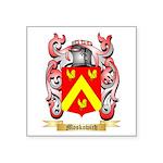 Moskowich Square Sticker 3