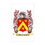 Moskowich Sticker (Rectangle)