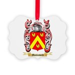 Moskowich Picture Ornament