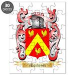 Mosheyov Puzzle