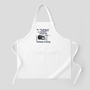 OES Agility BBQ Apron