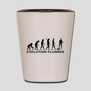 Evolution Plumber Shot Glass