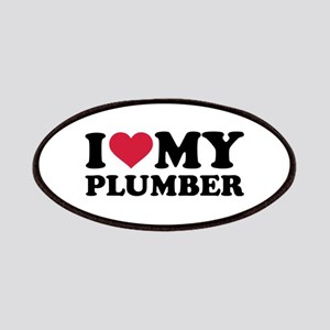 I love my Plumber Patch