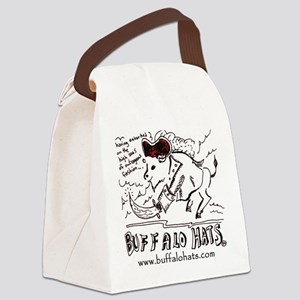 Pirate Buffy Canvas Lunch Bag