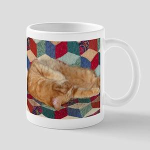 Cat Napping Mugs