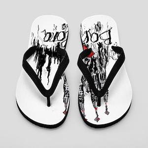 I love Barcelona Flip Flops