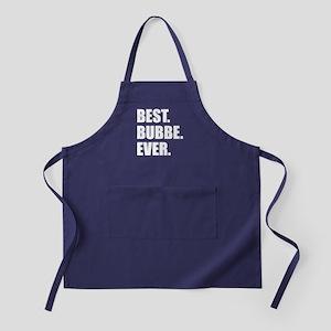 Best. Bubbe. Ever. Apron (dark)