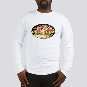 Retro Rose Parade Long Sleeve T-Shirt