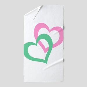 Endless Love Beach Towel