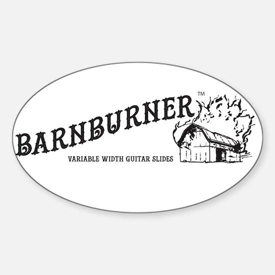 Barnburner Logo Decal