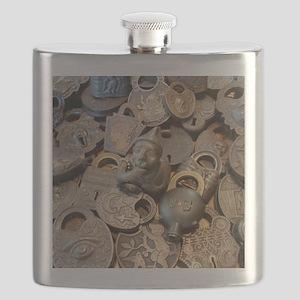 Story Locks 027 Flask