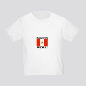 bc759f35 Machu Picchu, Peru Toddler T-Shirt