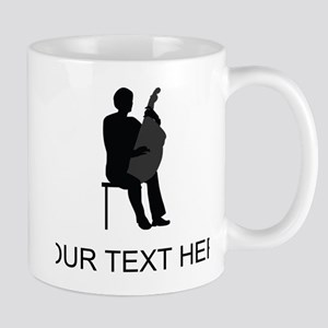 Ukrainian Bandura Player (Custom) Mugs