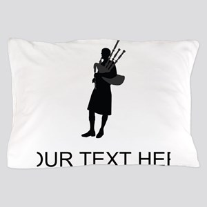 Bagpipe Player (Custom) Pillow Case