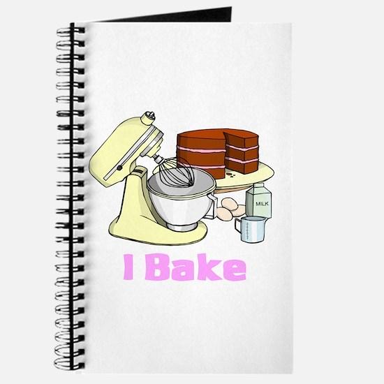 I Bake Journal