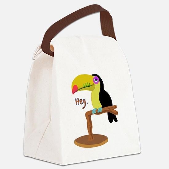 Funny California boy Canvas Lunch Bag