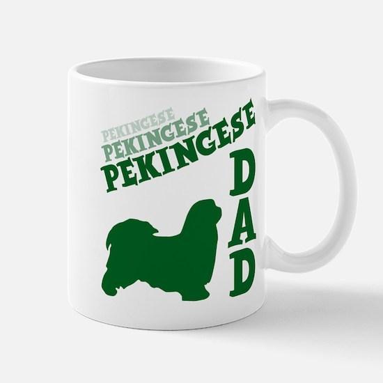 PEKINGESE DAD Mug