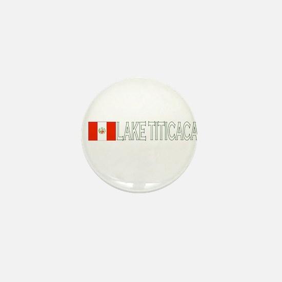 Lake Titicaca Mini Button