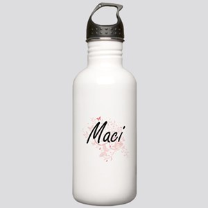 Maci Artistic Name Des Stainless Water Bottle 1.0L
