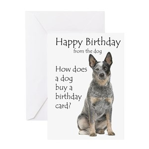 dog greeting cards cafepress - Dog Greeting Cards