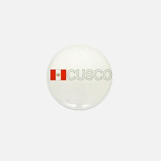 Cusco, Peru Mini Button