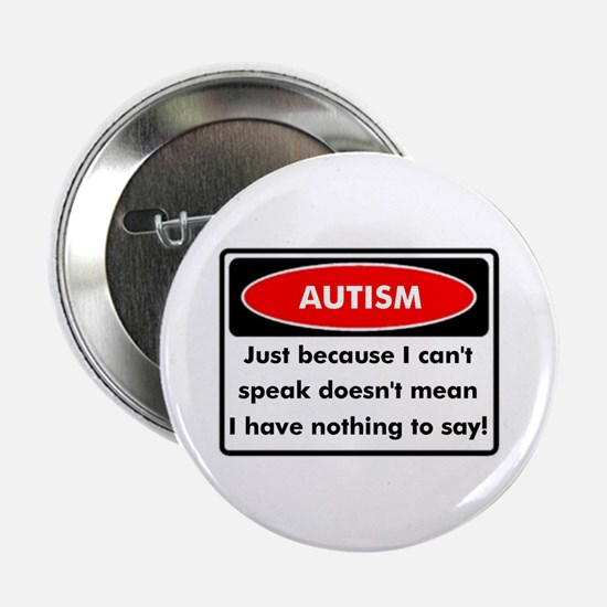 Autism Warning Button