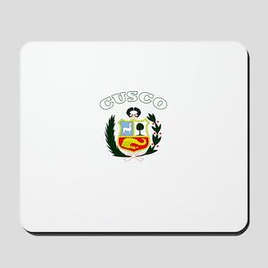 Cusco, Peru Mousepad