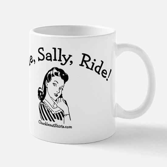 Cute Mustang sally Mug