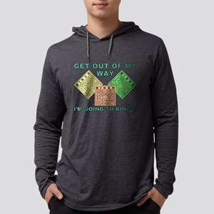 GET OUT OF MY WAY Long Sleeve T-Shirt