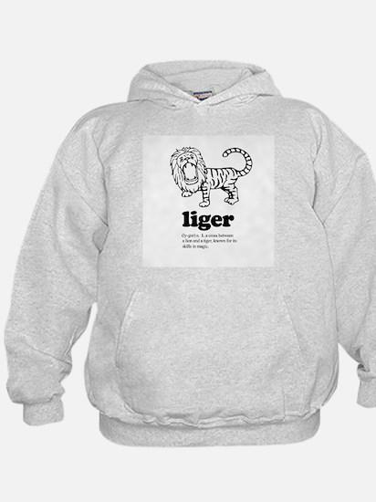 liger22.jpg Sweatshirt