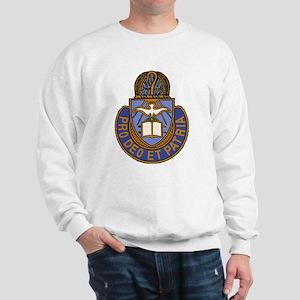 Chaplain Crest Sweatshirt