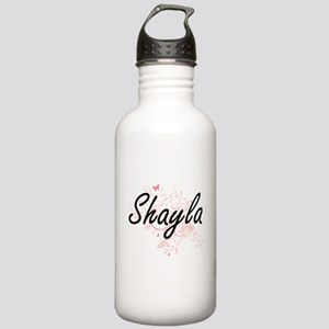 Shayla Artistic Name D Stainless Water Bottle 1.0L