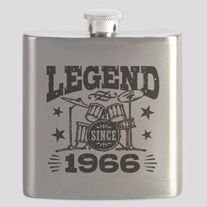 Legend Since 1966 Flask