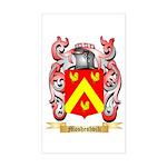 Mosheshvili Sticker (Rectangle)