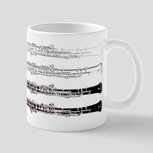 Oboe Large Mugs
