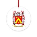 Mosheshvili Round Ornament
