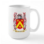 Moshe Large Mug
