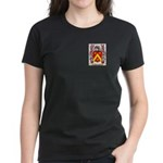 Moshayof Women's Dark T-Shirt