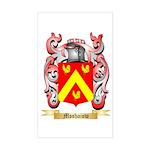 Moshaiow Sticker (Rectangle)